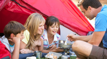 6 Ways to Make Tent Camping in the Smoky Mountains More Fun for Your Kids