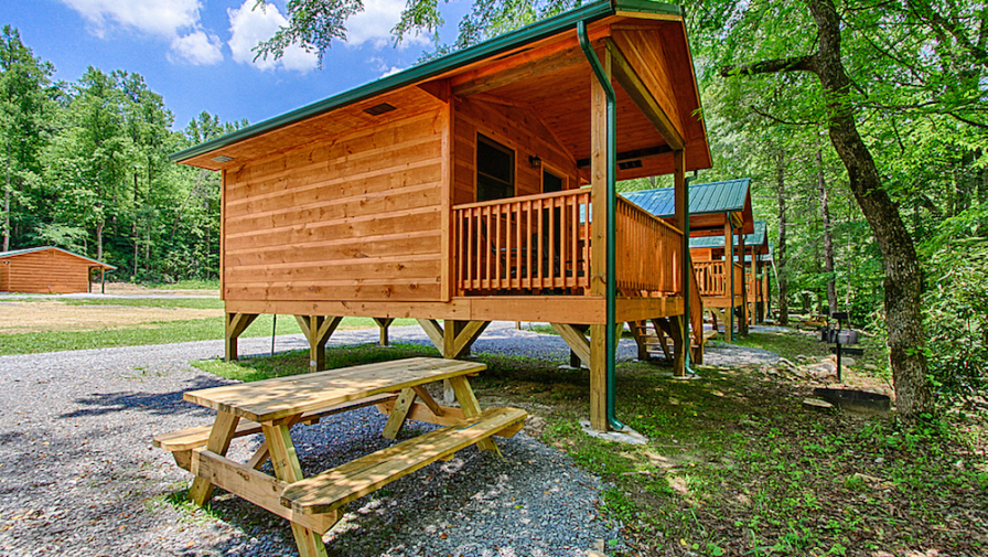 5 Reasons Why Our Smoky Mountain Campground is Great for Groups