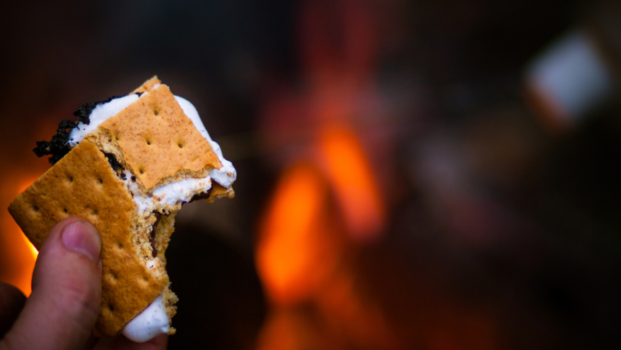 6 Tips for Making S'mores Over the Campfire at Our Tennessee Campground