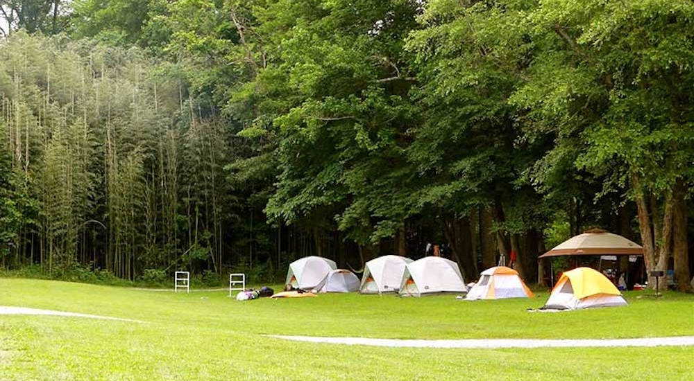 4 Reasons to Stay at Our Campground in the Smoky Mountains When You Go White Water Rafting